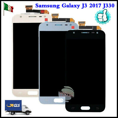 Lcd Touch Screen Per Samsung Galaxy J3 2017 J330 Sm-J330Fn Schermo Display Vetro