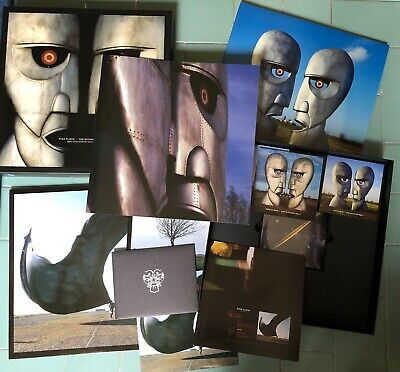 Pink Floyd The Division Bell 20th Anniversary Deluxe Box Set LP CD vinyl