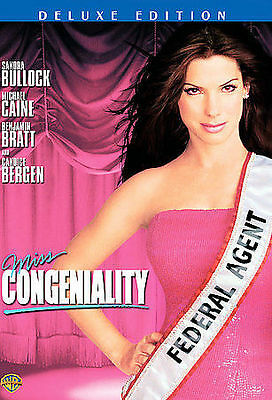 Miss Congeniality (DVD, Limited Deluxe Edition) NEW SEALED