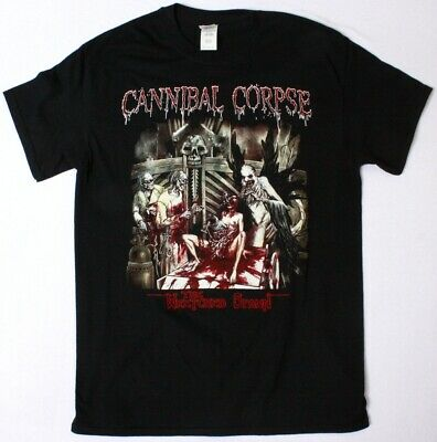 Cannibal Corpse The Wretched Spawn Grindcore Death Metal New Black T-Shirt