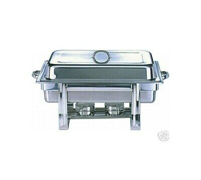 Quattro Premium Chafing Dish 9ltr Capacity 1-1 GN Size Special Offer FREE P & P