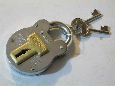 Medium Reproduction Antique Old English Squire Padlock model number 440
