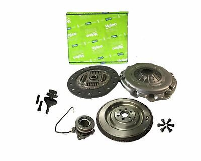 Flywheel, Valeo Clutch Kit, Align Tool And Csc For Vauxhall Vectra 1.9 Cdti