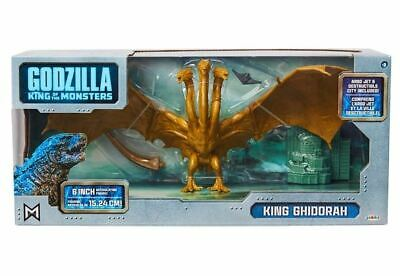 Godzilla King of the Monsters King Ghidorah Action Figure Set 15cm (NEW+SEALED)