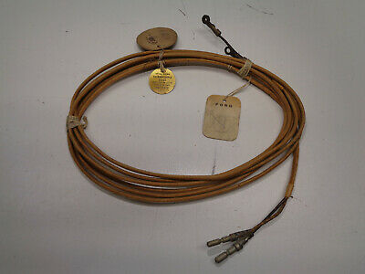 THERMOCOUPLE LEAD L227-9 THE LEWIS ENGINEERING co. NEW RADIAL ENGINE