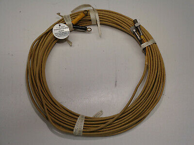 THERMOCOUPLE LEAD L72-35 THE LEWIS ENGINEERING co. NEW RADIAL ENGINE