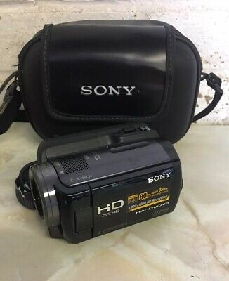 Sony HDR-XR105E 80GB HDD Handycam - Full HD - UNIT ONLY - FREE UK PP