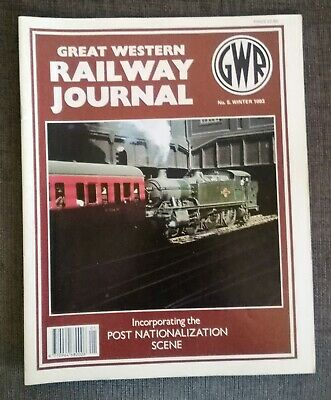 Great Western Railway Journal No.5 Winter 1993. Preowned in Good Condition