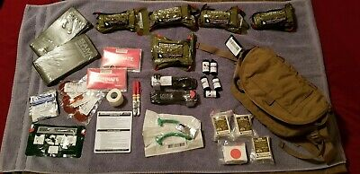 NAR - North American Rescue USMC Squad Kit ARMY CCRK Coyote Exp: Nov 2020    NEW