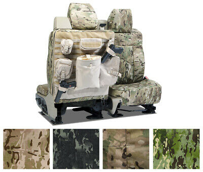 Multicam Tactical Custom Seat Covers for Ford Excursion