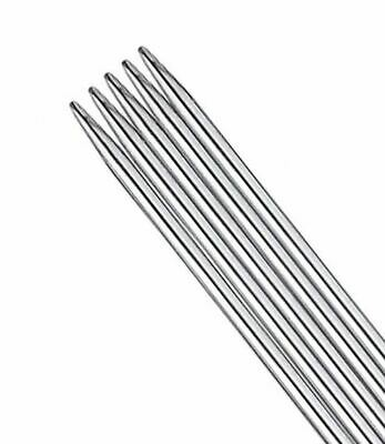addi Steel Double Pointed Knitting Needles 20cm (8in)