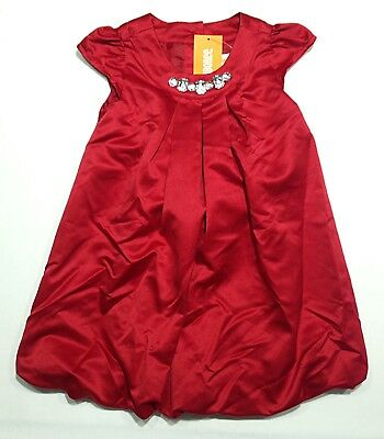 64974dd1d819 Gymboree Size 2T PARTY PLAID Toddler Girls Red Christmas Holiday Dress NWT  Jewel