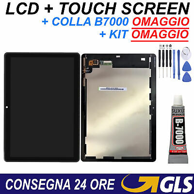 "Display LCD + Touch Screen Huawei MediaPad T3 10"" AGS-L03 AGS-L09 AGS-W09 Scherm"