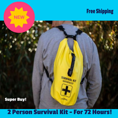 First Aid Kit Tactical Travel Camping Sport Emergency Survival Rescue Backpack