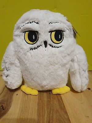 💕💖 Official Harry Potter Hedwig Snowy White Owl Plush Soft Toy 💖💕