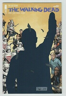 THE WALKING DEAD #191 1ST PRINT SOLD OUT NM+ 1st PRINT FREE SHIPPING USA/Canada!