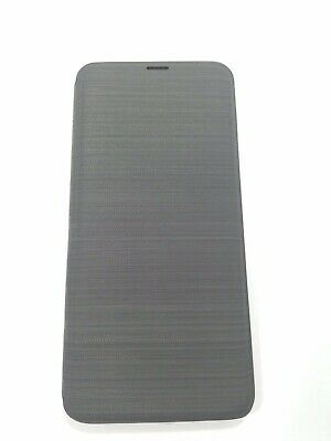 Original Samsung Galaxy S9+ LED View Wallet Case, Grey #csg120