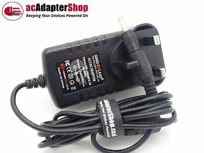 Replacement 12V AC Adaptor Power Supply for LOGIK L10SPDVD17 Portable DVD