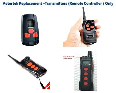 Aetertek Replacement Transmitters (Remote Controllers)
