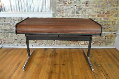 George Nelson for Herman Miller Mid Century Modern Action Office Rolltop Desk
