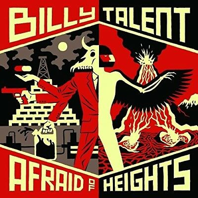 Billy Talent - Afraid Of Heights (Deluxe)  2 Cd New