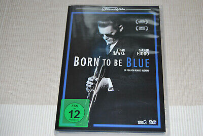 BORN TO BE BLUE  Ethan Hawk is CHET  BAKER