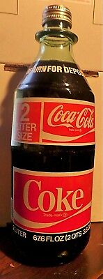 c03dc3ed VINTAGE FULL 0.35 Liter Coca-Cola Soda Bottle From Norway - $19.95 ...