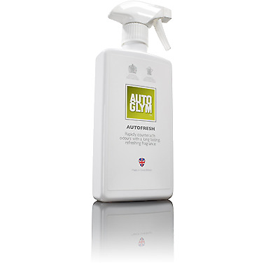 Authentic Authorised Autoglym Autofresh Car Interior Air Freshener Cleaner 500ml