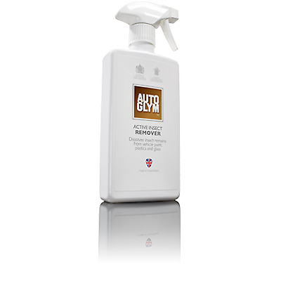 Authentic Authorised Autoglym Active Insect Remover 500ML - Bug Remover