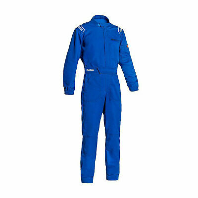 Sparco MS-3 Mechanic Overalls Blue - Genuine - L