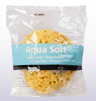 2x Multy Luxury Bath and Body Aqua Soft Bath/Shower Sponge - Choose How Many: