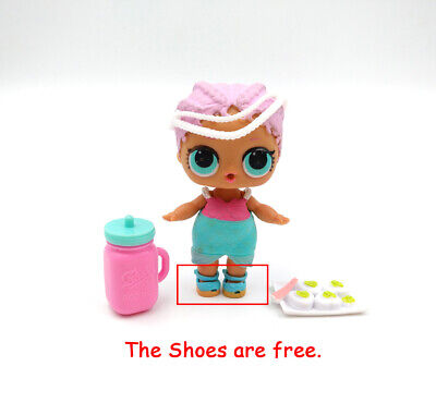LOL Surprise Doll Wave 2 Rare MERBABY Big Sister Series 1-015 Clothes Outfit Set