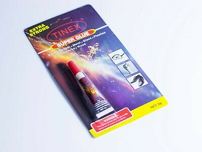 Joblot 1000 psc Wholesale Tinex Super Glue 3g. Resell Business Ebay top quality