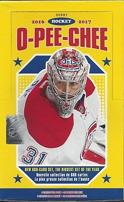 16-17 OPC Complete Your Base Set (1-550) - 10 Cards for $1.00