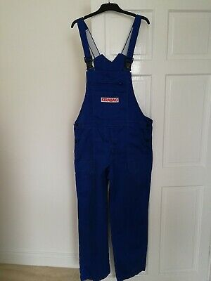 Vintage Dungarees Worker Mechanic Racing Overalls - Goodwood Revival