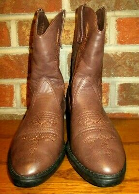 e7a4c94b2e6 SMARTFIT GIRLS COWBOY Boots Pink Brown Western Cowgirl Boot Rodeo ...
