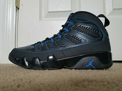 f53a38c1915 Air Jordan 9 Photo Blue Black Bottom OG Olive Pollito Bred Crawfish Baron  9.5