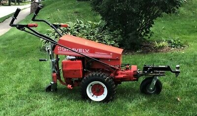 GRAVELY WALK BEHIND Pro Master Attachment Dog #4 P/n 12660