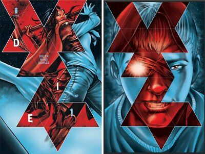 Die #1 Mike Rooth Trade/Virgin Variant Set Limited To 250 Sets