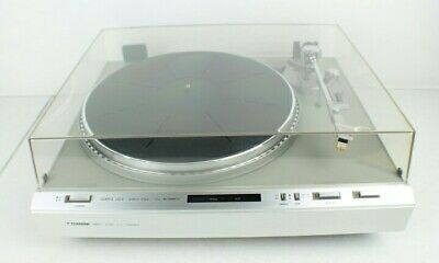 Vntg Teknika 8871 Fully Automatic Direct Drive Quartz Lock Hi Fi Turntable