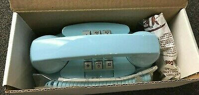 Vintage,Collector,Blue Princess Telephone,Western Electric,Bell System