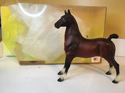 Breyer Model Horse Aristocrat Hackney 496