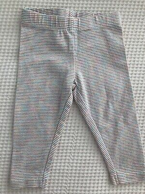EUC Country Road Baby Girl Leggings Tights Size 000 0-3 Months