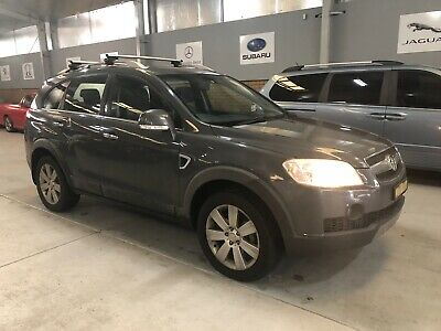 2010 Holden Captiva Lx Suv-Diesel-Auto-229K's-7 Seats-Leather-Now $3,650 No Rwc