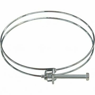 DCC-125 Dust Hose Clamp