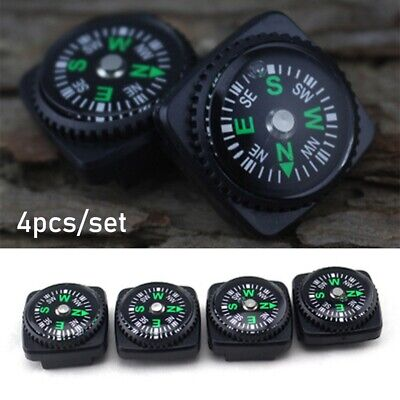 Portable Belt Buckle Mini Compass for Outdoor Camping Travel Navigation Tool·