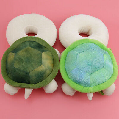 Soft Cotton Headrest Protect Baby Pillow Head Neck Toddlers Drop Comfortable LH