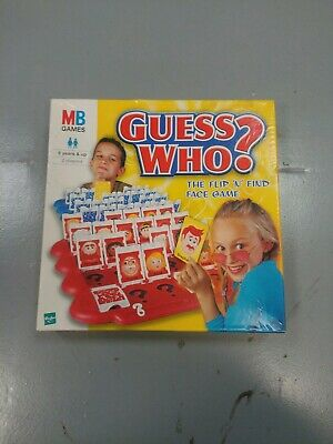 Guess Who - MB Games - 2004 Edition - Complete