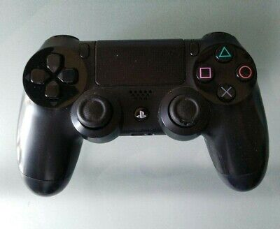 Sony Dualshock 4 Wireless Controller per PlayStation 4 - black