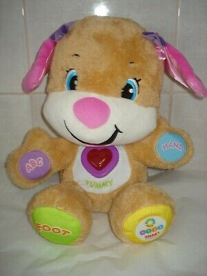 Fisher-Price Laugh & Learn Smart Stage   Puppy   Toy